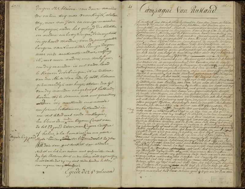 Gedenkschriften over Napoleon